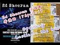 Ed Sheeran Divide World Tour 2019 Hong Kong ~ Opening ~Castle on the hill