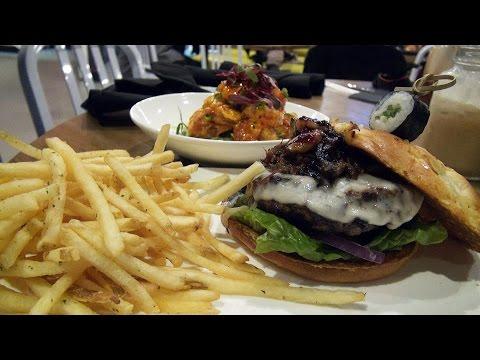 The COWFISH Sushi Burger Bar Opens - Universal Studios Florida CityWalk