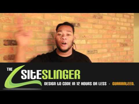 Get Your Site Slung with the SiteSlinger!