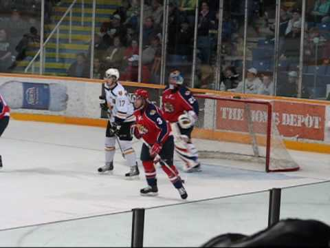 Cape Breton Eagles - Playoff Goal