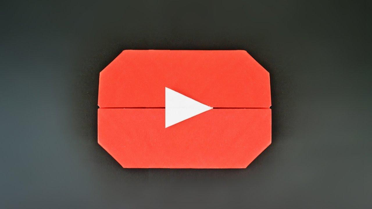 Youtube что такое оригами