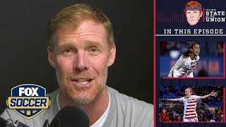Aly Wagner on USWNT, FIFA WWC | SPECIAL EDITION | ALEXI LALAS' STATE OF THE UNION PODCAST