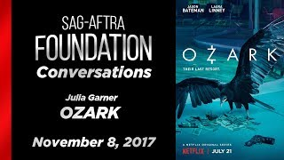 Conversations with Julia Garner of OZARK