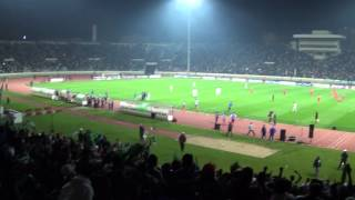 Raja vs Horoya Conakry du 08-03-2014, But Yajour live