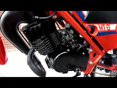honda mt 80 restauration doovi. Black Bedroom Furniture Sets. Home Design Ideas