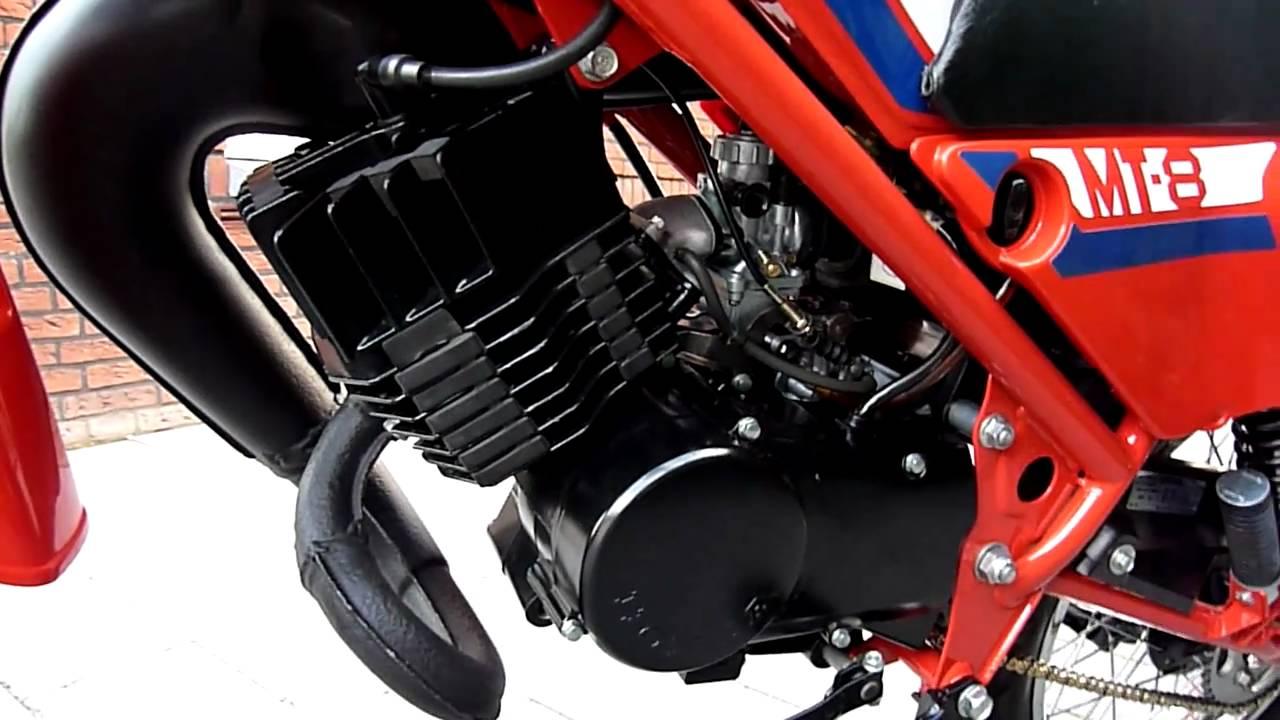 двигатель honda mt 80