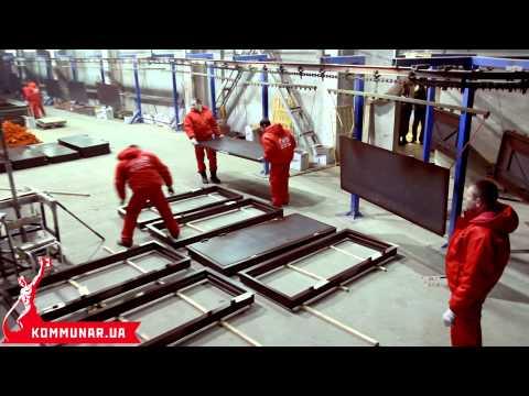 Изготовление стальных дверей на заказ завод стальмет
