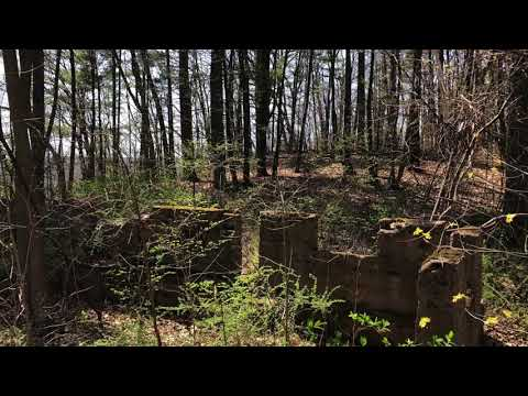 Ashley - Connecticut Hike That Takes You Through An Abandoned Amusement Park!