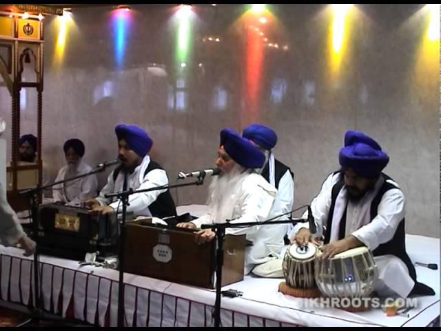 Bhai Jasbir Singh Khanne Wale - Wolverhampton 2003
