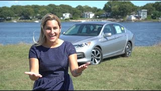 2017 Honda Accord EX-L V6 Review and Test Drive | Herb Chambers Honda