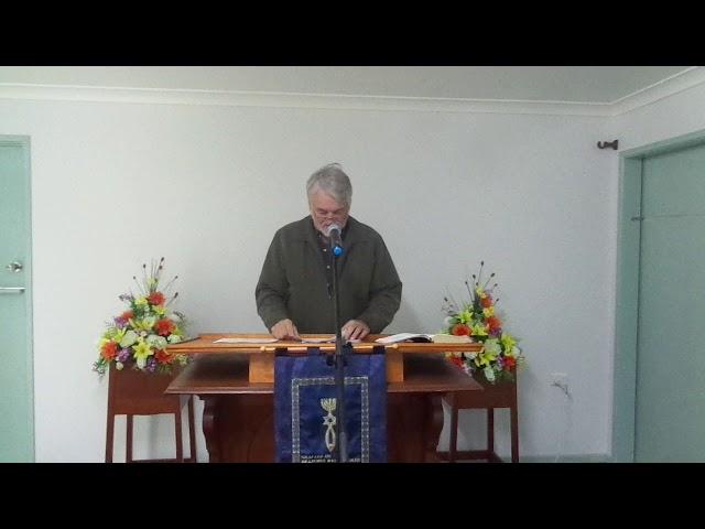 Sermon - Shield of Faith (Eph 6:16)