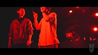 LAB MC BATTLE 2016.12.29 @ Hip Shot Japan 呂布カルマ VS JAG-ME http...