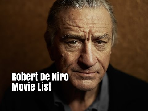 Robert De Niro Movie List | Robert De Niro Movies