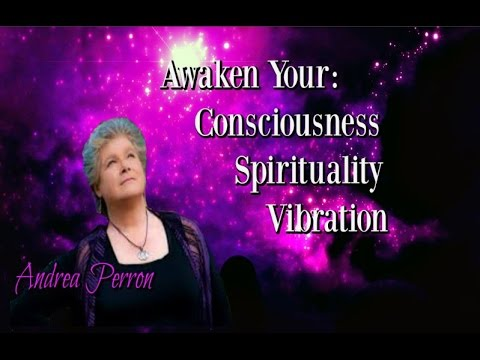 Andrea Perron Author Expand Your Consciousness