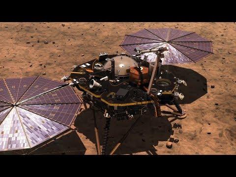 Administrator Bridenstine: InSight Will Map the Inside of Mars