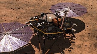 Administrator Bridenstine: InSight Will Map the Inside of Mars