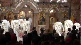 "Sfanta Liturghie arhiereasca in Catedrala Episcopala ""Sf. Treime"" din Baia Mare"