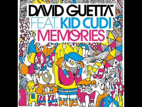 David Guetta Feat. Kid Cudi - Memories (David Guettas Fuck Me Im Famous Remix)