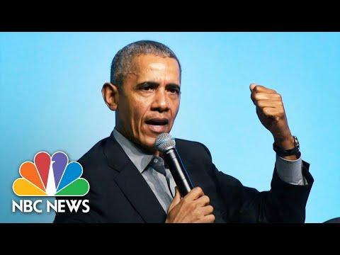 Obama calls Trump's coronavirus response a chaotic disaster in ...