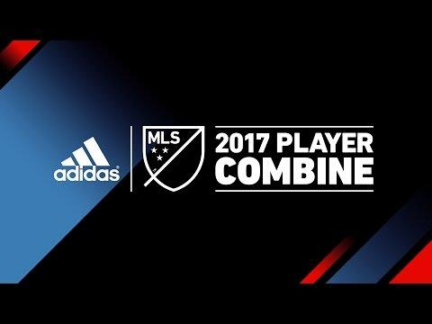 Team Chaos vs. Team Copa | adidas MLS Combine 2017