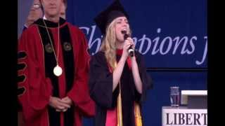 When I Think About the Lord - Liberty University Commencement 2012