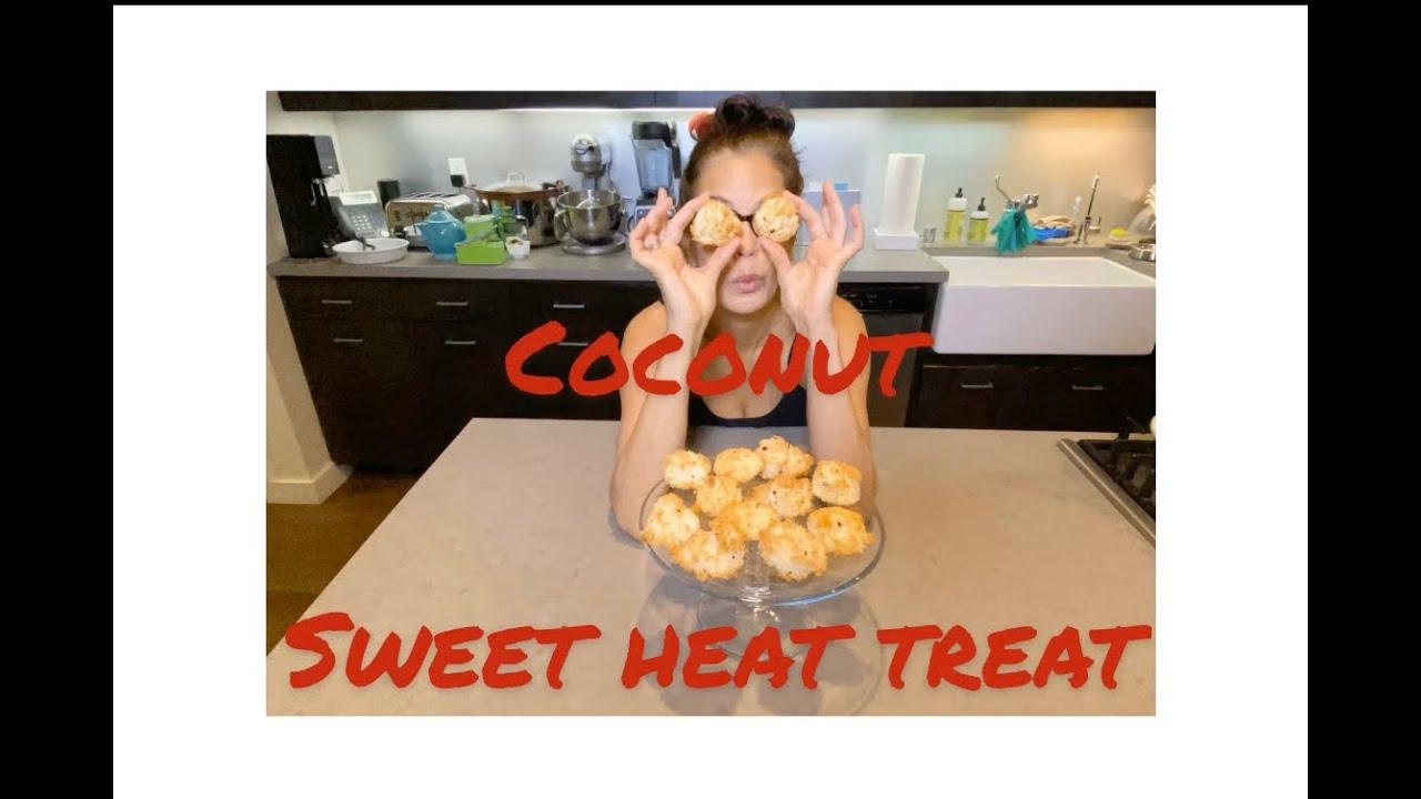 Coconut Sweet Heat Treat