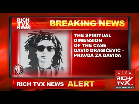 The Spiritual Dimension Of The Case David Dragičević – Pravda Za Davida