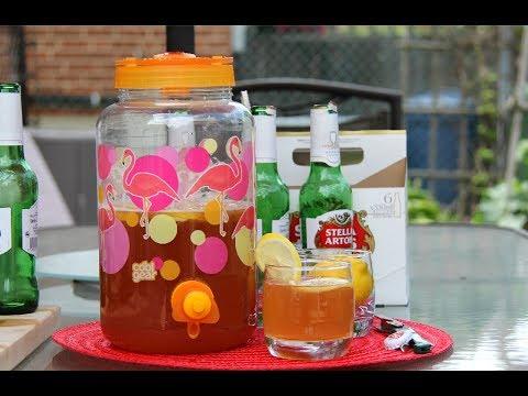 Refreshing Summertime Shandy Drink   CaribbeanPot.com