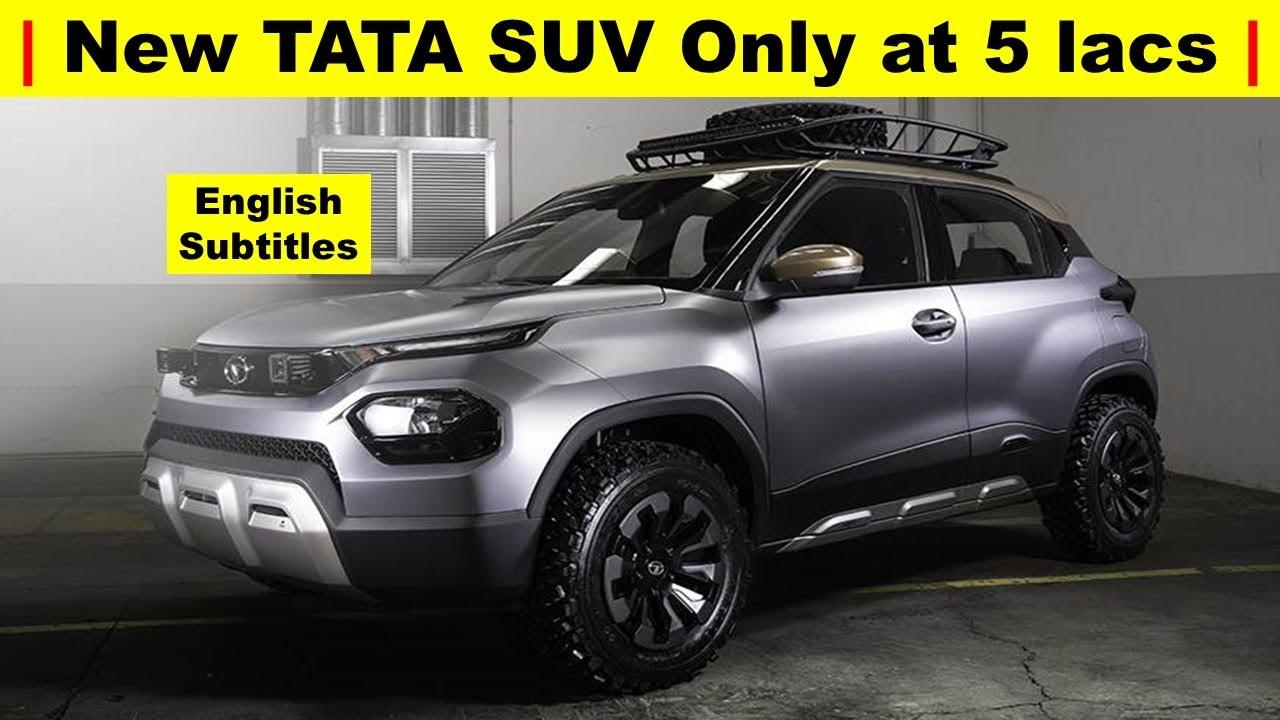 New TATA SUV Only at 5 Lacs | Uandi Automobiles