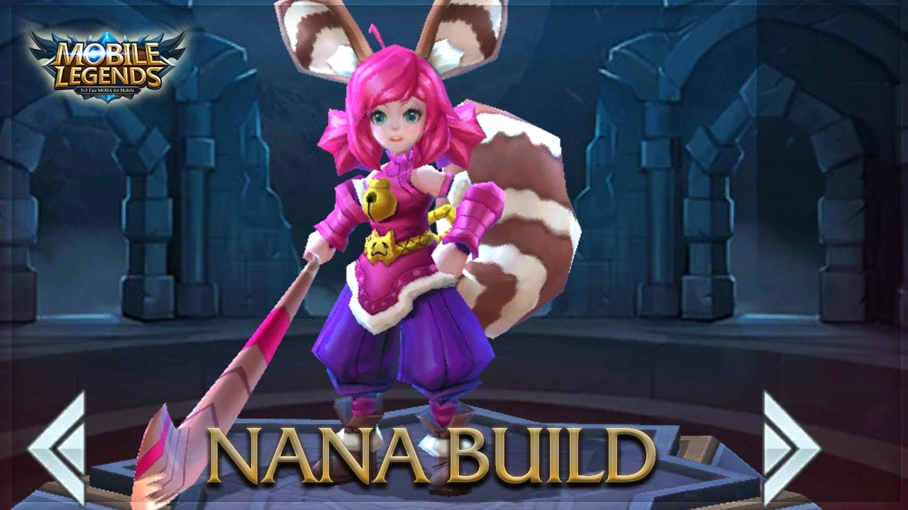 Mobile Legends Nana Build 2017