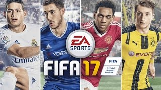 FIFA 17: The Journey All Cutscenes (Game Movie) 1080p HD