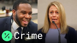 Angry Reaction in Dallas After Amber Guyger Gets 10 Years for Botham Jean Murder