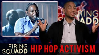 Reviving Hip Hop Through Black Activism ft. Tony Rock - Firing SquADD ft. Maronzio Vance