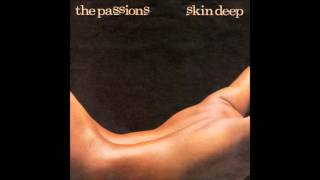 The Passions - I Radiate (B Side of