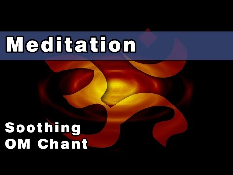 Soothing Deep OM CHANT: OM Chanting, OM Meditation, Deep Meditation, Yoga, Sleep Sounds, 10 Hours