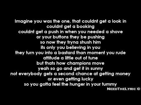 Chipmunk Ft. Chris Brown - Champion + Lyrics