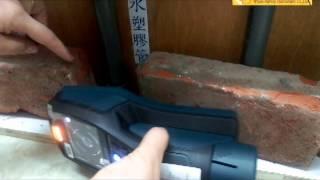 Bosch D-tect 120牆體探測器_實測影片 thumbnail