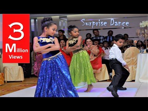 Surprise Dance 02 - Kids (Laila),  Sampath + Amashi Wedding 2018 Sri Lanka