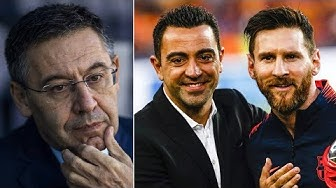 Barcelona News Round-Up as Lionel Messi & Xavi HIT OUT at Bartomeu