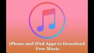 How to get free music on iphone, ipad, ipod and android/apps