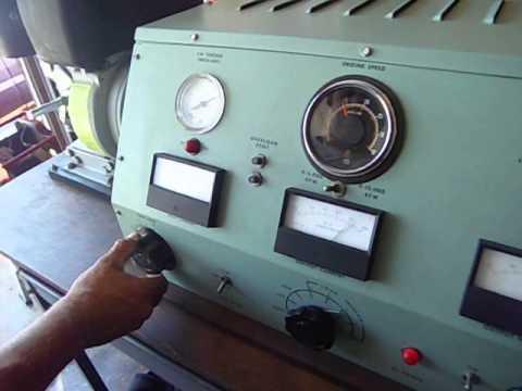 Megatech Dg 8 Dynamometer Dyno Small Engine Youtube