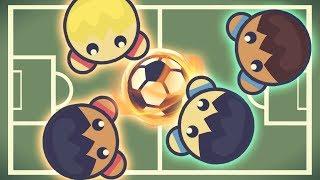 Moomoo.io - Football in MooMoo (Mootball)! + Texture Pack!
