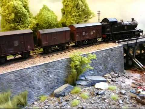 Annual model railway exhibition in Telford