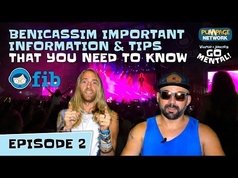 Fib Benicassim Festival 2019 Important Info & Tips - Getting to Benicàssim and food