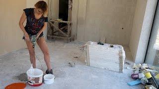 ИДЕАЛЬНЫЙ ПОТОЛОК!!! Строим дом своими руками!