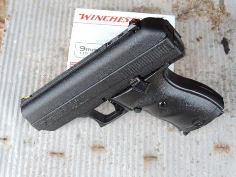 New Arrival - Hi Point C9 9mm Auto Pistol