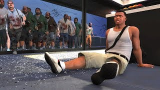 How Long Can I LAST in a ZOMBIE Outbreak! (GTA 5)