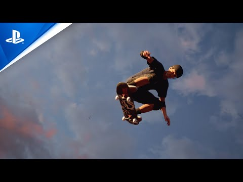 Tony Hawk's Pro Skater 1 + 2 - Accolades Trailer | PS4