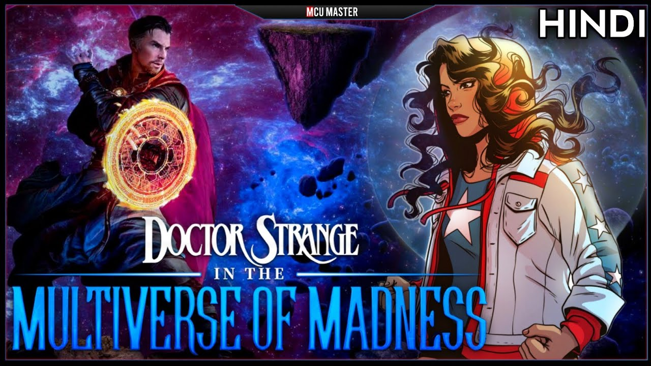 America Chavez In Doctor Strange In The Multiverse Of Madness Miss America Explained In Hindi