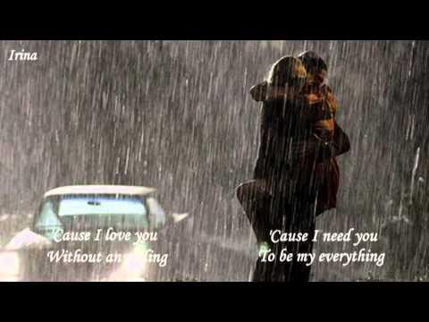 Without You ~ Laura Pausini ~ Lyrics